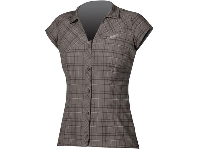 Directalpine Sandy T-shirt manches courtes Femme, black/grey